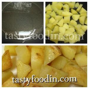 نشوح البطاطس