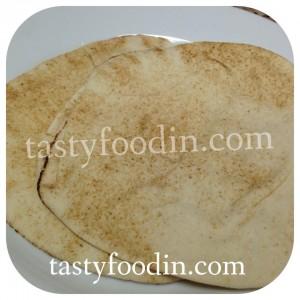 خبز لبناني