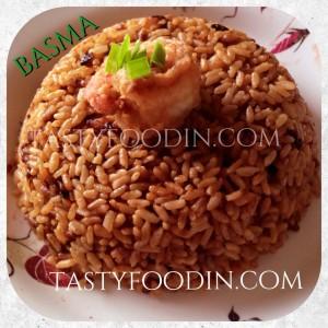 ارز السمك او ارز الصياديه